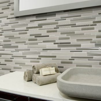 Fusion Clay Backsplash